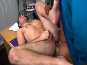 Cracker sucks big black cock and gets asshole drilled after giving job