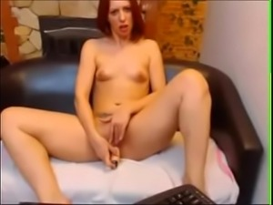 DiamondGirlCams.com - redhead camgirl s967