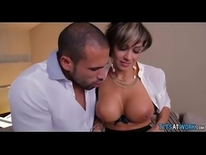 Colombian Realtor shows him whats good