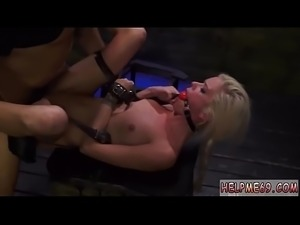 Machine bondage double penetration Halle Von is in town on vacation
