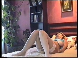 Irina Golubtsova filled with sperm to the limit)