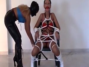 Fetisch-Concept* - Spechial Bondage für Vivi -