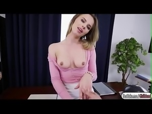 Jillian fucks bf to get his attention