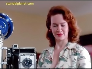 Gretchen Mol  In The Notorious Bettie Page ScandalPlanet.Com