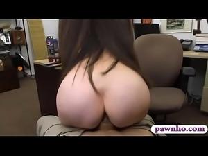 Ex dominatrix banged by horny pawn man