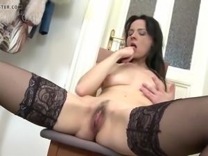 young wife and mom needs a good fuck