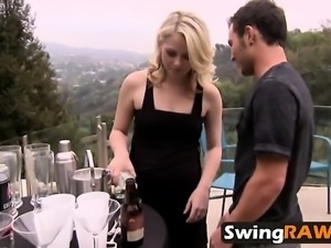 Swingers confess their experience at swing house