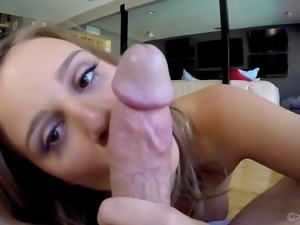 Slutty girl goes home with a stranger and gets fucked hardcore