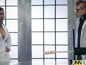 Jenna J Foxx in Hard On Dick
