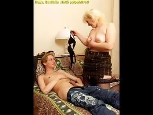 Slideshow with Finnish Captions: Mom Lena 4