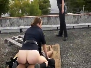 Big tit milf cream pie A break in at the industrial office complicated