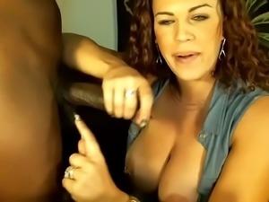 Sara and BBC Webcam-Watch Creampie Part2 On ColombianaCams.com