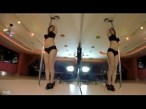 Pole dance - get girl&#039_s name an full fuck version HD here:...