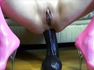 Dildo Swallowing Assholes Part 3