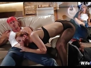 Wife gets Fucked at a Crackhouse