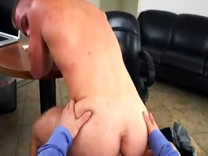Compilation straight military men wanking gay Keeping The Boss Happy