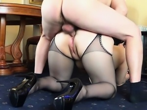 Teen ass whore iva zan drilled by big cock