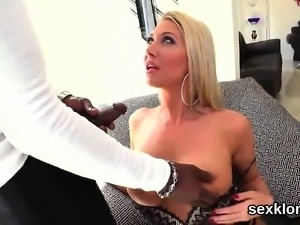 Pornstar beauty gets her anal hole reamed with thick cock
