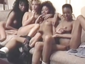 lesbian fourway