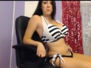 Kayla K. Modeling My Bikini pt.7