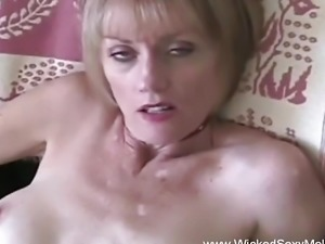 Grandma Is A Cumdrinking Whore Who Loves Cum