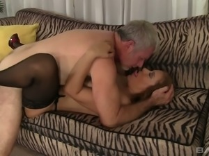 Nicky Ferrari does have a cock obsession and this woman fucks like mad