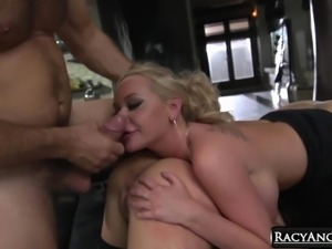 Compilation of horny women being parts of group sex sessions
