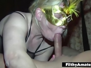 Grannie Countess Orgasm! Nasty! Orgy with BBW!