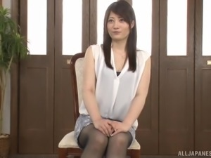 Ikushima Ryou is a shy Japanese girl curious about a buzzing toy