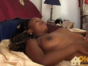 Black pussy gets fucked