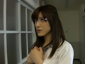 Two cocks are a good disciplinary action for a hot Kanako Ioka