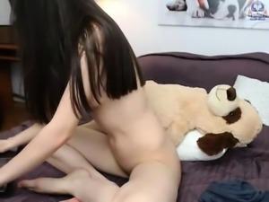 Havana Ginger Solo Dance Masturbation