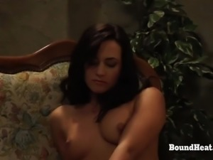 Disappeared On Arrival: Whip Opens Door For Pussy Fingering