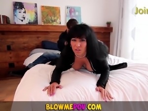 My Girlfriend is the Best at Sucking and Blowing Dicks
