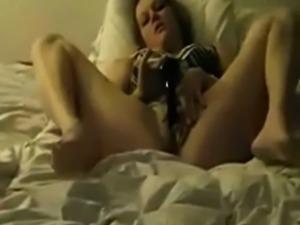 Masturbation Followed By A Blowjob