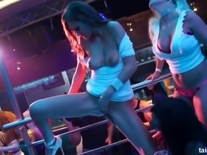 Fucking Nathaly Cherie, Tiffany Doll and other slutty babes