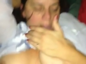 Lewd ex-GF of my buddy acted like whore while being fucked on camera