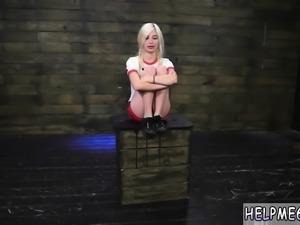 Blonde teen rides anal dildo xxx Helpless teen Piper