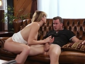 Naughty MILF Brett Rossi is in need of a lover's erected tool