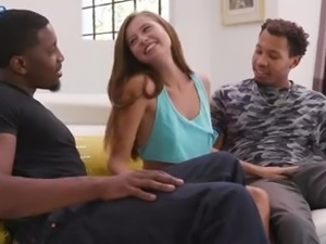 Lucky black dudes are able to experience awesome BJ performed by Carolina Sweets