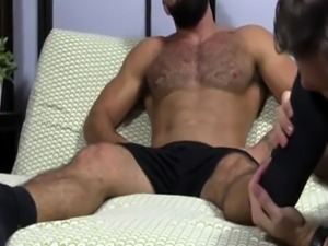 Straight guys gay sex free He enjoys it so much now it makes him cum!