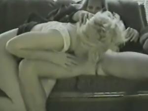 Vintage Blowjob and Hardcore Fucking Video Magic