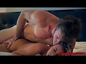 19yo babe fucked hard by horny stalker