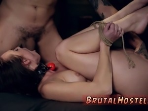Bald slave girl and german amateur rough anal Best mates