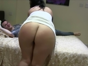 Montse Swinger is a plump slut who knows how to make a dick stiff