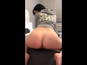 Horny amateur friends girlfriend wanted my dick in her asshole so bad
