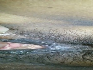 Amateur nice closeup video where lusty amateur ex-wife masturbates her twat