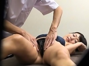 Japanese Girls Massage Hidden Cam