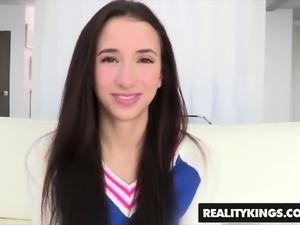 RealityKings - Teens Love Huge Cocks - Belle