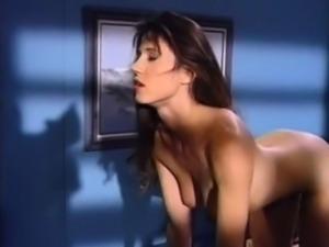 Brunette MILF Pornstar Anal
